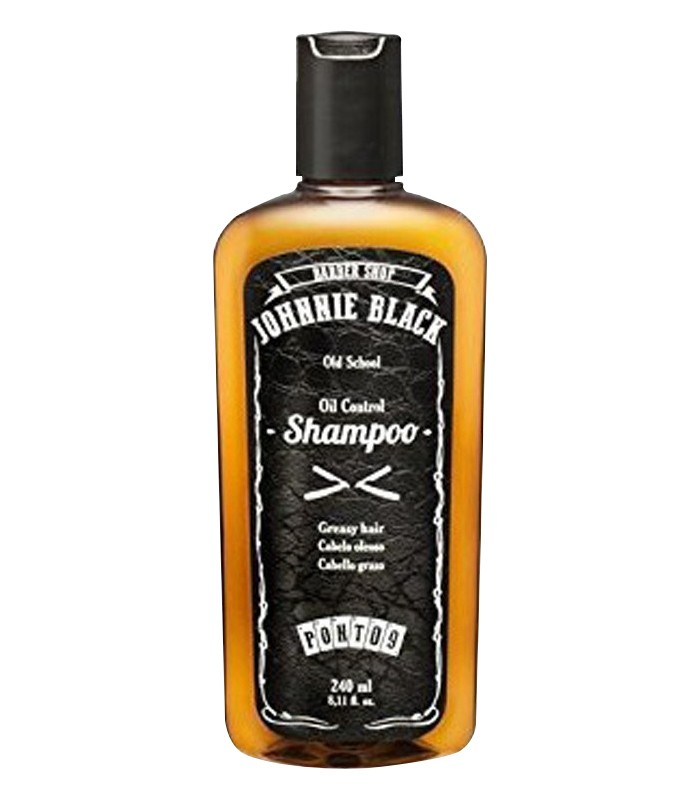 Champú Sin Sal Pelo Graso - OIL CONTROL JOHNNIE BLACK 240ml