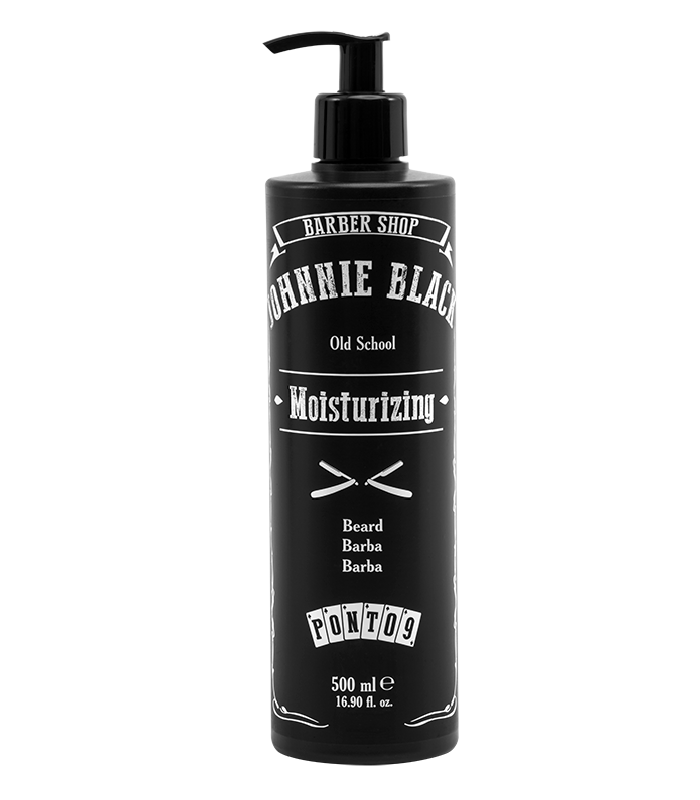 Crema Hidratante para Barba - JOHNNIE BLACK 500ml