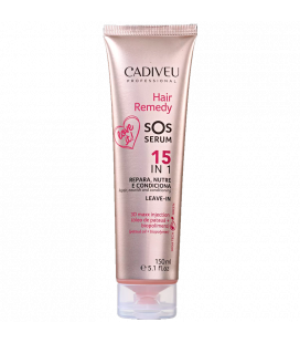 Crema de Peinar S.O.S Serum 15 en 1 - HAIR REMEDY CADIVEU 150ml