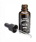 Aceite Capilar para Barba -  JOHNNIE BLACK 30ml