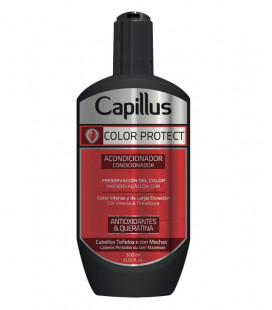Acondicionador Pelo Teñido o Con Mechas - COLOR PROTECT CAPILLUS 300ml