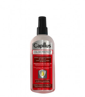 Spray Intensificador de Brillo Pelo Teñido o Con Mechas - COLOR PROTECT CAPILLUS 250ml