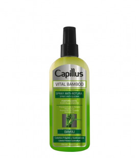 Spray Anti-Rotura Pelo Frágil y Quebradizo - VITAL BAMBOO CAPILLUS 250ml